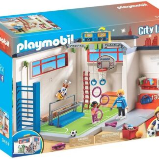Gimnasia artística Playmobil