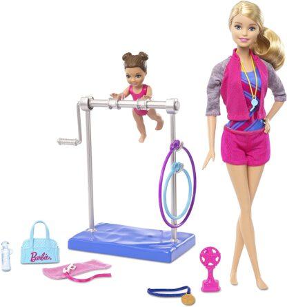 Barras paralelas Barbie Gimnasia artística