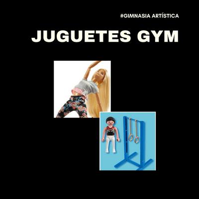 Juguetes de gimnasia artística