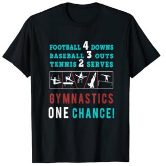 camiseta manga gimnasia deportiva