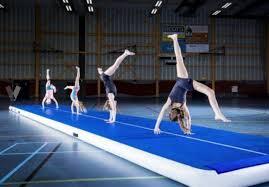 Airtrack suelo gimnasia artística
