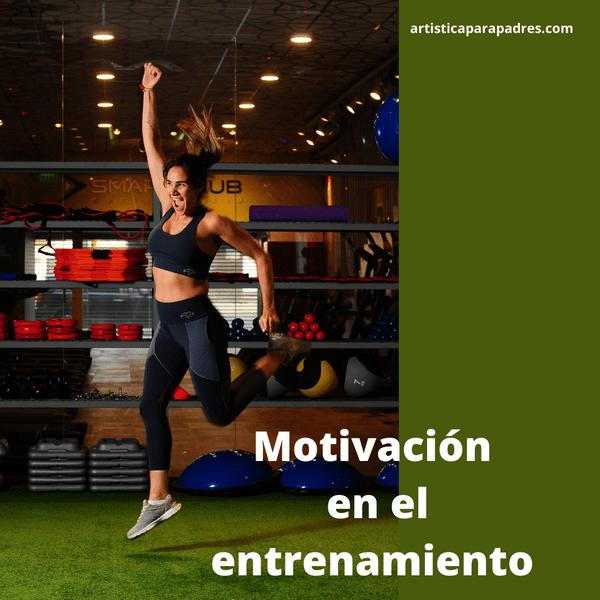 Cómo motivar al gimnasata